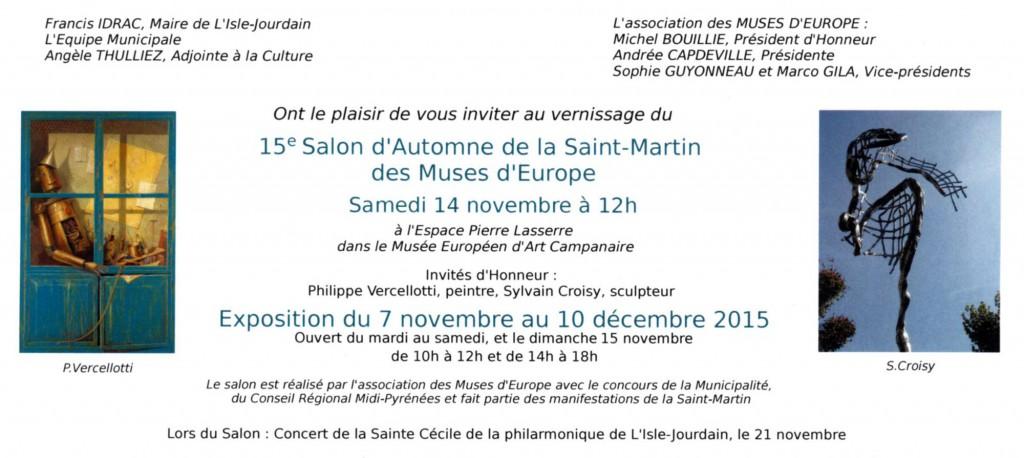 Salon de la Saint Martin
